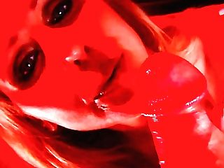Real Blonde Hooker Julia Ann Smokes A Ciggie And Gives A Bj