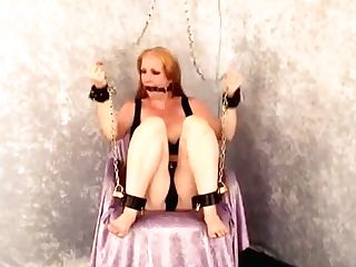 Someone Chained Me To The Wall And Ball-gagged Me