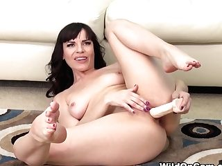 Fabulous Pornographic Star Dana Dearmond In Incredible Cum-shots, Black-haired Adult Movie