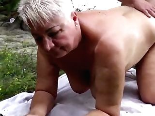 Hot Granny Get Fucked