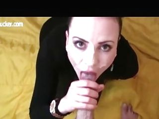 Deep Throat Cum Shots Cumpilation