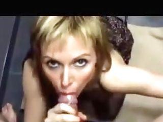 Elle Boit Le Sperme Dans La Capote