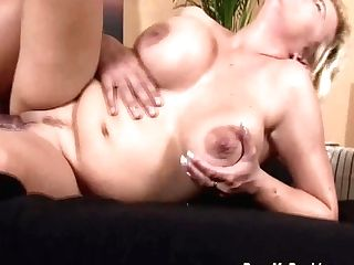 Extreme Hot Titfuck With Silvy Vee