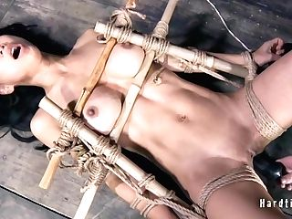 Domination & Submission Session With Asian Teenager With Tia Ling