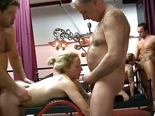Dirty Harlots Serve Their Customers At The Highest Level