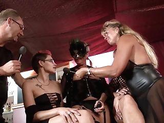 German Sapphic Orgy