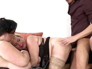 Three Mamas Wanna Soiree With Big Hunk Sonnie