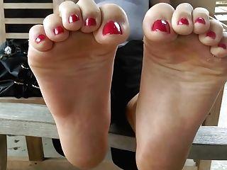 Cougar Feet
